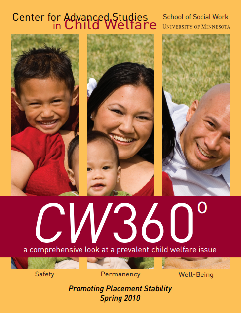 CW360 2010 cover image