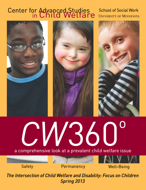 Spring 2013 CW360 Cover
