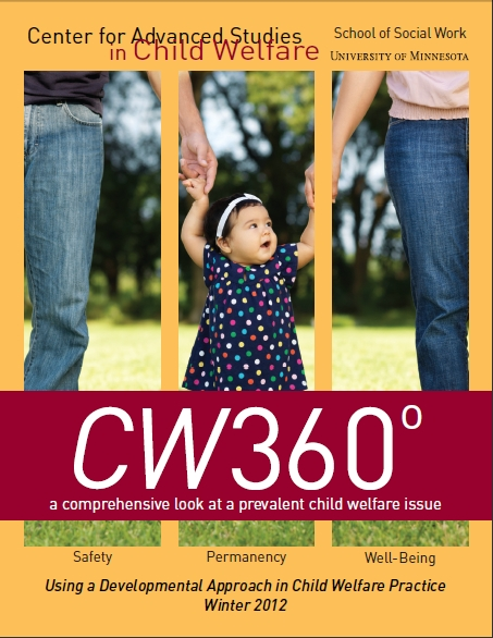 Cover of Winter 2012 CW360