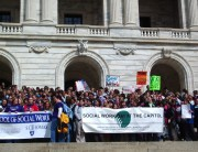 Social Work Day at the Capitol
