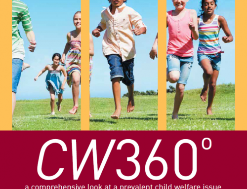 Attending to Well-Being in Child Welfare (CW360°)