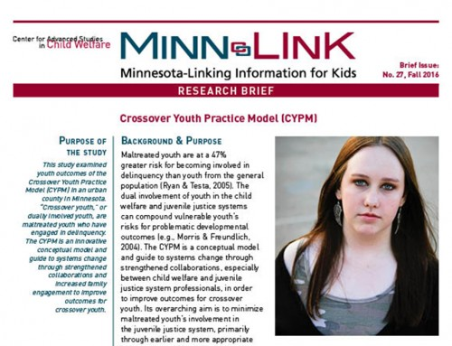 Crossover Youth Practice Model (CYPM) (ML#27)
