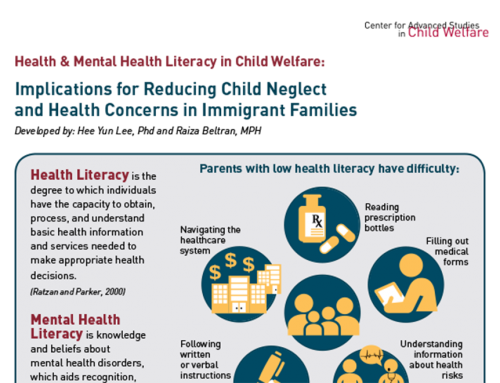 Health & Mental Health Literacy in Child Welfare: Implications for Reducing Child Neglect and Health Concerns in Immigrant Families (FAQs)