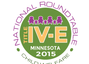 National Title IV-E Roundtable Logo