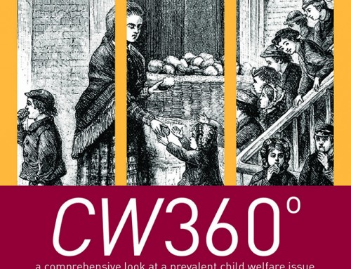 CASCW's Spring 2016 CW360º, Child Welfare Reform, is now available online!