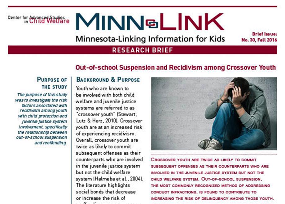school suspension research paper
